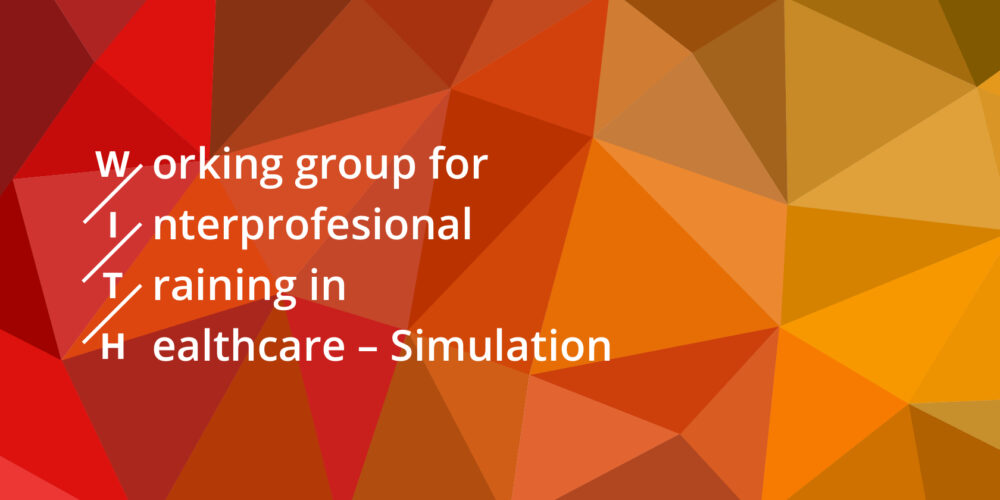 Working group for interprofessional training ins healthcare – with